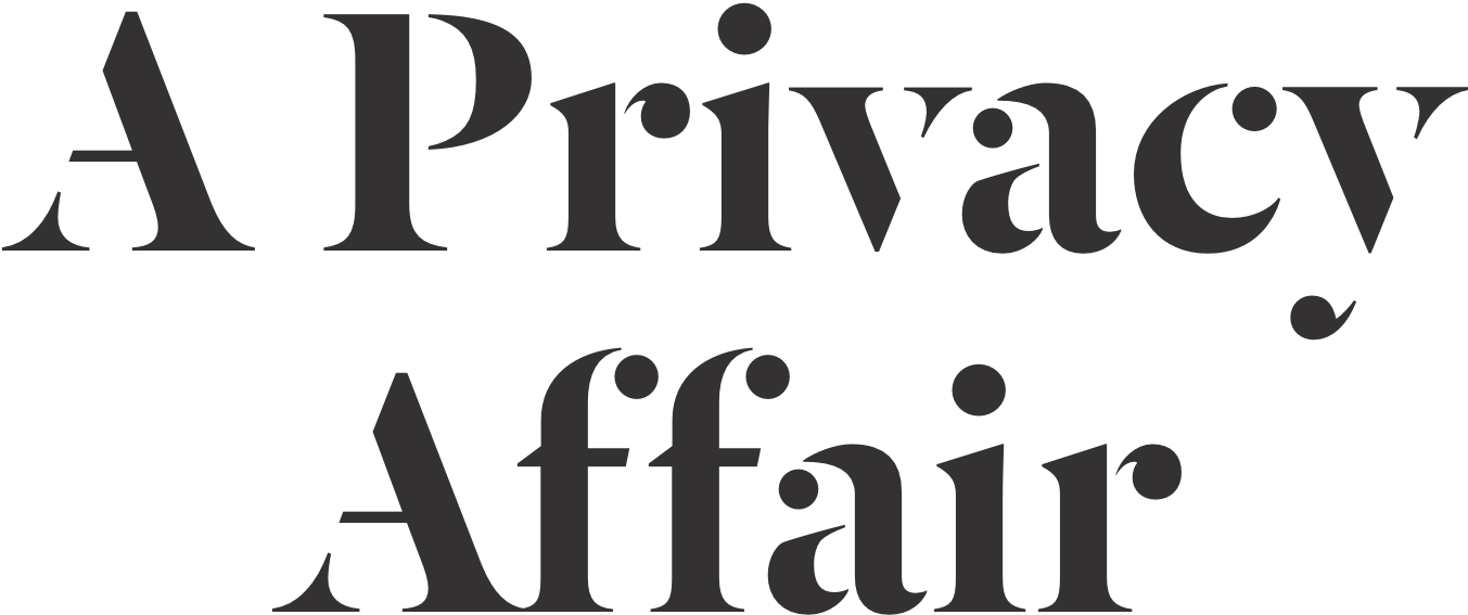 A Privacy Affair