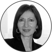 Professional profile photography of Ann Cavoukian, Ph.D. Creator of Global Privacy & Security by Design.