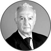 Professional profile photography of GILLES DE KERCHOVE E.U. Director of Counter-Terrorism.